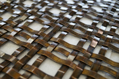 Arcturus Medium Brown Bronze with clear satin lacquer