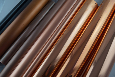 Astor Copper finishes