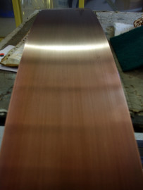 Canopus Antique Copper with Clear Gloss ACGL
