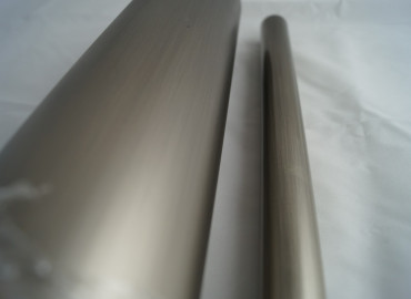 Grafias Antique Nickel Clear Satin