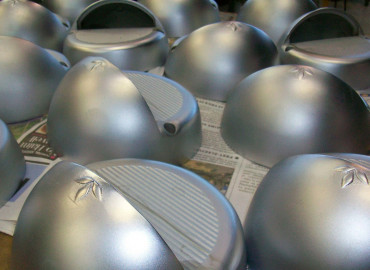 Draconis Satin Pearl Chrome, Lumascape light fittings
