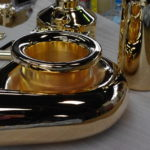 Pavonis_PGGL Polished Gold with clear gloss